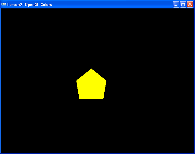 Coloring – OpenGL Tutorial 2 by Osama Hosam | CoderSource net